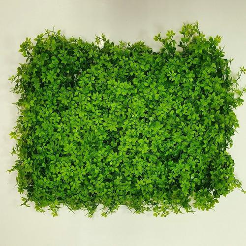 Follaje Hiedra Artificial Para Paredes Y Jardines Verticales