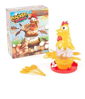 Juego De Mesa Chicken Game La Gallina Huevos Ditoys