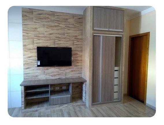 Apartamento Kitchenette/studio Em Jardim Terezópolis - Guarulhos - 1100