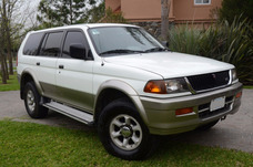 Mitsubishi Nativa-ls V6-4x4-particular-unico Dueño-liquido!!