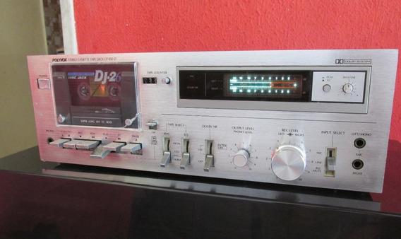 Correia Tape Deck Polyvox Cp 850d Frete Grátis