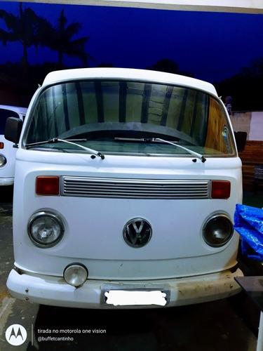 Volkswagen Kombi 2000 1.6 3p Gasolina