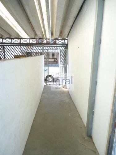 Sobreloja Comercial 4 Salas, 2 Banheiros - So0260