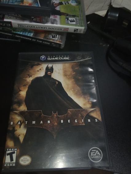Batman Begins Gamecube