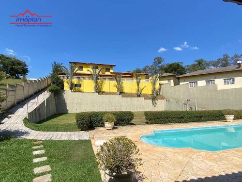 Imagem 1 de 10 de Casa À Venda, 376 M² Por R$ 750.000,00 - Atibaia Belvedere - Atibaia/sp - Ca4128