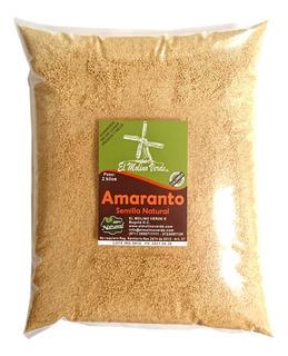 Amaranto Semilla 100% Natural 2 Kg - - kg a $16500