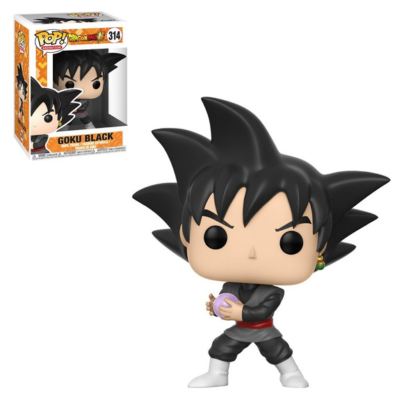 Figura Funko Pop Dragon Ball - Goku Black 314