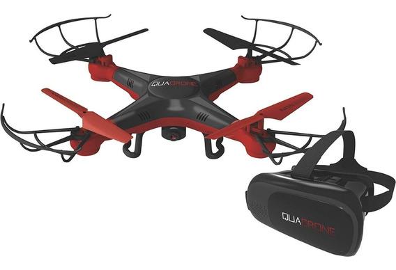 Quadrone Quadcopter E-merse Com Câmera
