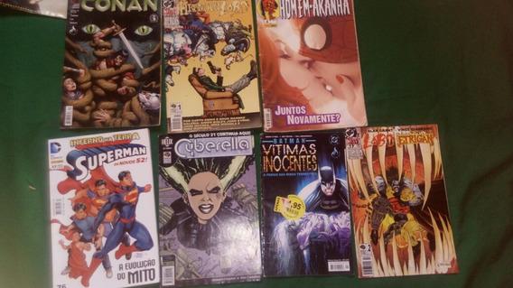 Quadrinhos Diversos, Marvel E Dc