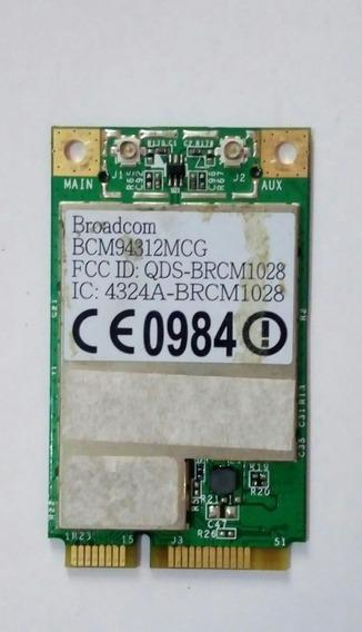 Placa Rede Wireless Notebook E-machines E520 Series