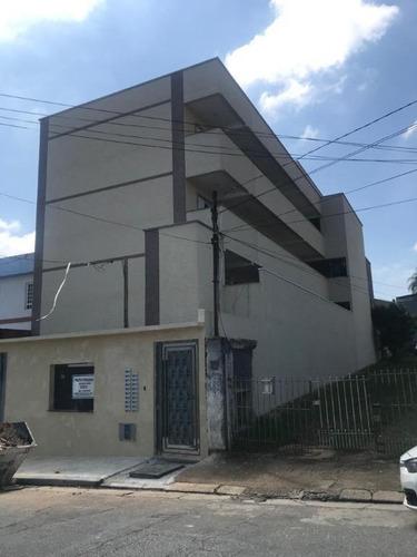 Apartamento Com 2 Dormitórios À Venda, 48 M² Por R$ 260.000,00 - Chácara Belenzinho - São Paulo/sp - Ap7282