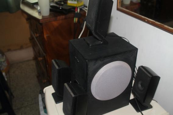 Cornetas Creative 5.1 Modelo Inspire A500