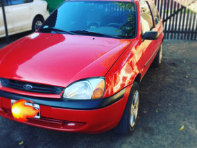 Ford Fiesta 1.6 Clx 2001