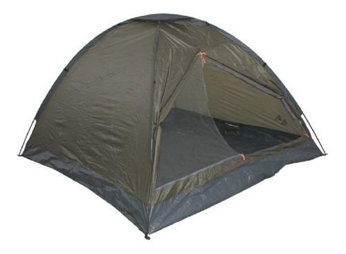 Imagen 1 de 10 de Carpa Iglu Dome Basic 4 Personas Camping Campamento Klimber
