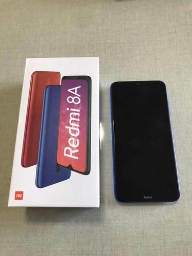 Smartphone Xiaomi Redmi 8a 32gb - Azul (com 1 Mes De Uso)