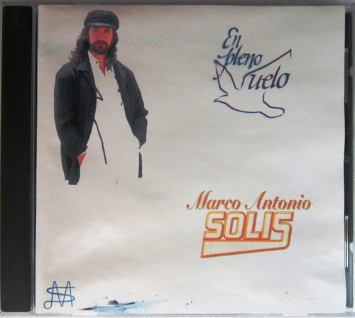 Marco Antonio Solis - En Pleno Vuelo Cd