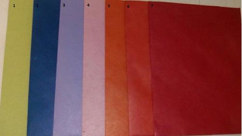 Sobres De Colores 14.5 Cm X 11.2 Cm (10 Unid)