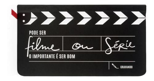 Caderno Claquete Filme Ou Serie - R$ 14,90 em Mercado Livre