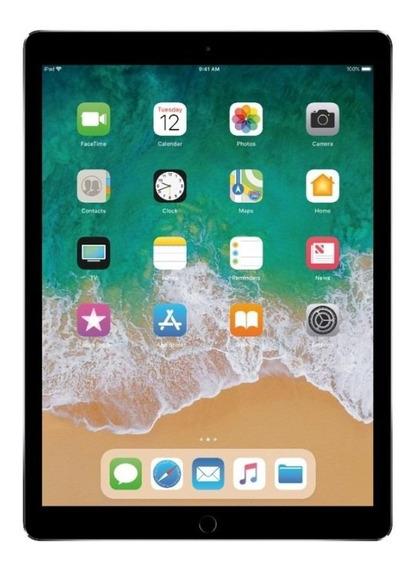 "iPad Apple Pro 2ª Generación 2017 A1671 12.9"" 64GB space grey com memória RAM 4GB"