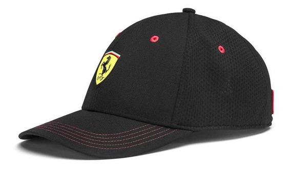 Boné Puma Scuderia Ferrari Bb Cap