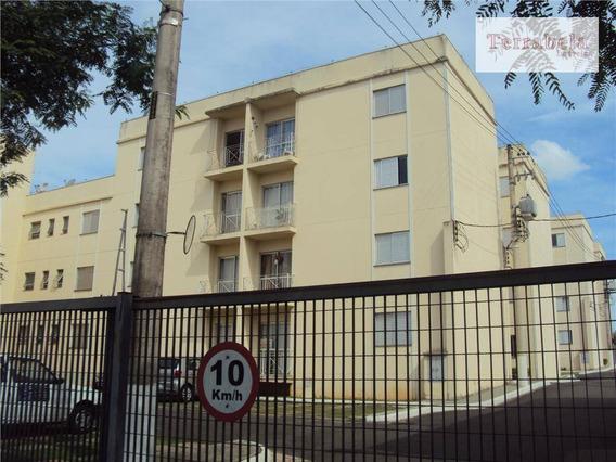 Apartamento Residencial À Venda, Condomínio Principado De Louveira, Louveira. - Ap0006