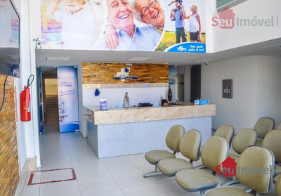 Sala Comercial Para Locação, Parangaba, Fortaleza. - Sa0124