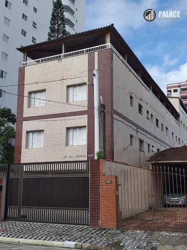 Apartamento Com 2 Dormitórios À Venda, 57 M² Por R$ 220.000,00 - Ocian - Praia Grande/sp - Ap2772