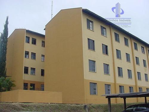 Apartamento Residencial À Venda, Vila Pagano, Valinhos - Ap0070. - Ap0070