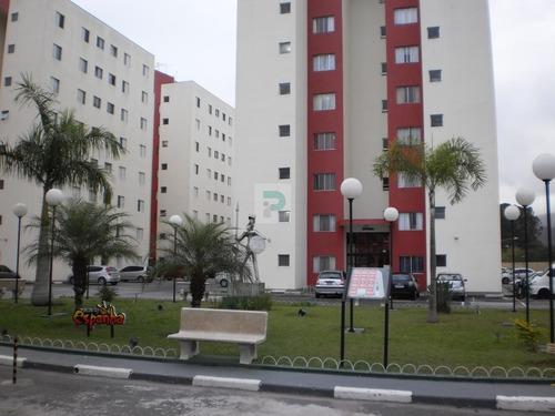 Imagem 1 de 13 de Apartamento Para Venda Em Mogi Das Cruzes, Nova Mogilar, 2 Dormitórios, 1 Banheiro, 1 Vaga - Ap0390_2-1230862