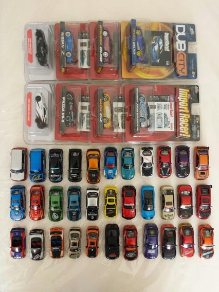 Lote Miniaturas Jada Toys 1:64