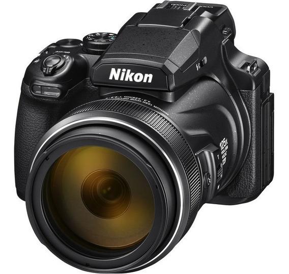 Cãmera Nikon Coolpíx P1000 Zoom 125x Wi-fi