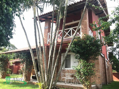 Casa Com 4 Dormitórios Para Alugar Por R$ 4.500/mês - Rio Tavares - Florianópolis/sc - Ca1346