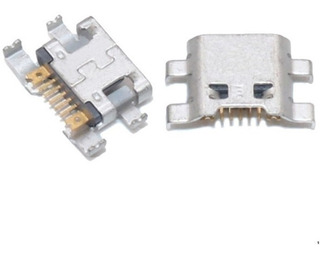 10 Conector De Carga E Usb Lg K11 Q6 X Power K10 2017 Orig.