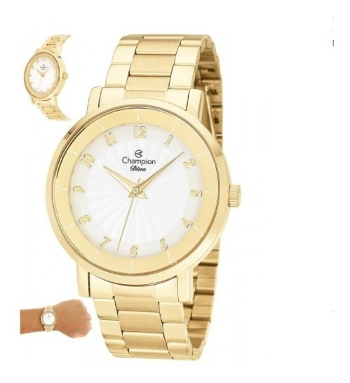 Relógio Feminino Champion Cn26662h= 08