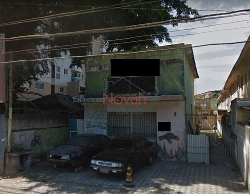Terreno À Venda, 750 M² Por R$ 2.250.000,00 - Boqueirão - Santos/sp - Te0019