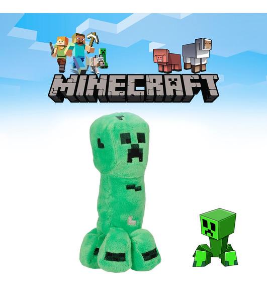 Minecraft Creeper Plush Doll Plush Toy Cumplea?os Infantil