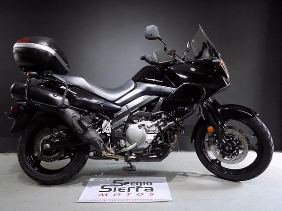 Suzuki Vstrom650 Negra 2014