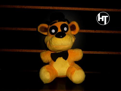 Imagen 1 de 7 de Five Nights At Freddy, Osito Freddy Golden, Peluche, Oficial