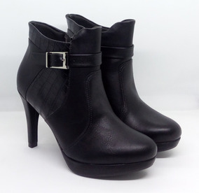 Botas Mujer Taco Confort Picadilly Art 841030 Zona Zapatos