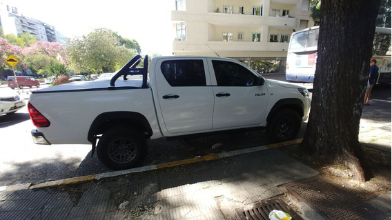 Toyota Hilux 2017 2.7 Cd Srv Vvti 4x2 - A3