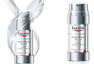 Eucerin Hyaluron Filler Noche Serum Efecto Peeling