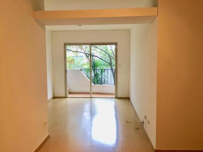 Apartamento Em Itaim, São Paulo/sp De 100m² 3 Quartos Para Locação R$ 4.300,00/mes - Ap206550