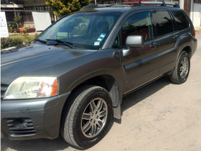 Mitsubishi Endeavor Limited Aa Piel Cd At