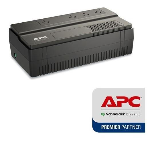 Ups Apc Bv500i-ar 500va Gtia 2 Años Bv500 Reemplaza Bx550 Para Pc Router Cámaras De Seguridad Estabilizador