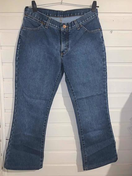Pantalón De Jean De Mujer Marca Wrangler Talle 40 Nuevo