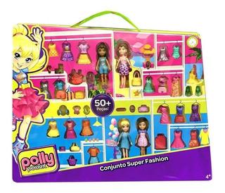 Polly Pocket Super Fashion Mattel Bestoys