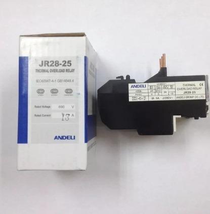 Termico Lr2d1322  17 - 25 Amp. Andeli