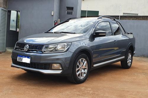 Imagem 1 de 9 de Volkswagen Saveiro 1.6 16v Cross Cab. Dupla Total Flex 2p-