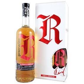 Tequila Generacion Rebelde Reposado 750 Ml + Botella 250 Ml