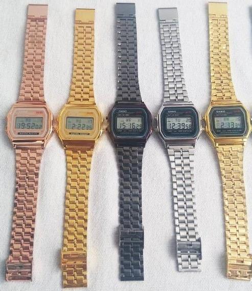 Relógio Casio Unissex Retrô Vintage.